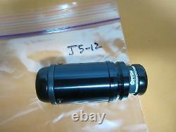 Microscope Optem Camera Adapter Optics Bin#j5-12