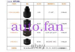 Microscope U-TV0.63XC for 0.63x Parfocal C-mount BX CX MX SZ Camera Adapters