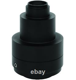Microscope U-TV1X-2/U-CAMD3 for 1x Parfocal C-mount BX CX MX SZ Camera Adapters