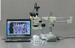 NEW IN BOX AmScope MU1803 18MP USB3.0 RealTime Live Video Microscope Digital Cam