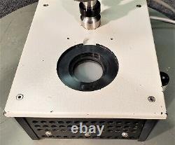 NIKON SMZ-10 TRINOCULAR MICROSCOPE with HFX ADAPTER & FX-35A CAMERA