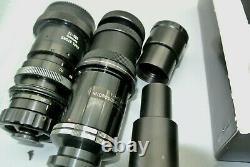 NIKON UFX-DX MICROSCOPE CAMERA ADAPTER, CONTROLLER & Cameras, Power Supply ++