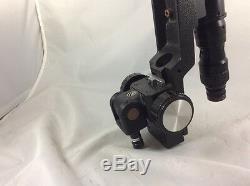 Navitar Microscope 2X Zoom Lens 6010 6030 6232 6044 Vicon VC2200 Video Camera