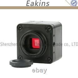 New 5MP USB3.0 CMOS microscope Camera 23.2mm Adapter C-mount Digital Eyepiece