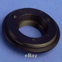 Nikon Microscope Objectives Adapter for Macro Nikkor Lenses