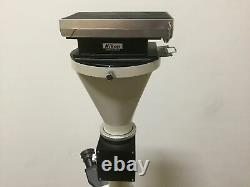 Nikon Optiphot Microscope, Format Adapter, Polaroid Camera, PFX Shutter