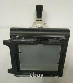 Nikon PFX Microscope Shutter Format Adapter & Polaroid Camera
