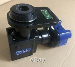 OIS ICG / FAF Video Camera Adapter For Topcon Fundas Or Microscope ICG2 MR