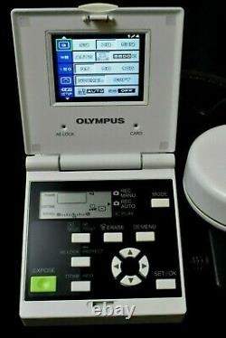 Olympus DP12 Microscope Digital Camera with Controller (No 3.3V Card)
