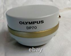 Olympus DP70 12.5 MegaPixel Color Camera