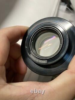 Olympus Microscope C-Mount Camera Adapter U-TV0.35XC Original