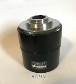 Olympus Microscope Camera Adapter for C-Mount - U-PMTVC