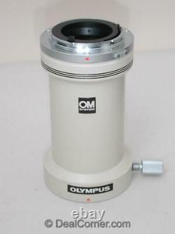 Olympus Microscope OM Camera Photo Tube Adapter L for BH2 BHS BH BX CK IMT