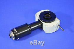 Olympus Microscope U-TRUS Side Camera Port for BX Series with Optem Adapter