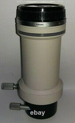 Olympus OM camera adapter with NFK 3.3X projective for BH CK CH microscopes
