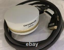 Olympus Optical DP70 12.5 MP megapixel CCD Microscope Camera USED