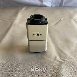 Olympus SZ-PT Microscope Camera Photo Tube Adapter