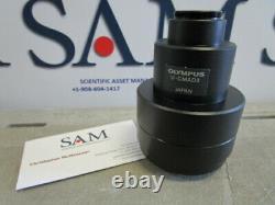 Olympus U-CMAD3 C-Mount Camera Adapter With U-TV1x-2