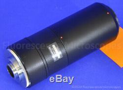 Olympus U-PMTVC C-Mount Camera Adapter with IX-SPT for BX IX microscope