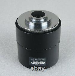 Olympus U-PMTVC Microscope Video Camera C Mount C-Mount Adapter, Made in Japan