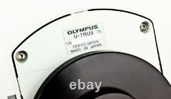 Olympus U-TRUS BX Series Microscope Optical Tube Adapter Side Camera Port