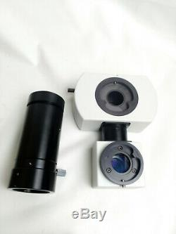 Olympus U-TRU Side Camera Port for BX Series Microscope with phototube adapter