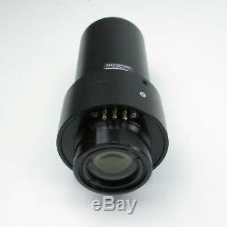 Olympus U-tvl Large Format Camera Adapter For Ax70 Ax80 Microscopes