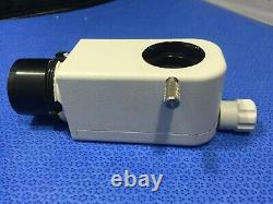 PRESSCOTT'S ZEISS OPMI F60/F=60 SURGICAL MICROSCOPE CAMERA ADAPTER MOUNT kp