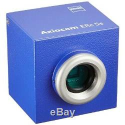 Primo StarAxioCam ERc5s Trinocular Biological Microscope, C-Mount Camera Adapter