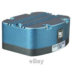 Professional Scientific 3Mp USB CMOS Camera Customized Adapter fr ANY Microscope