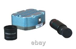 Professional Scientific 5Mp USB CMOS Camera Customized Adapter fr ANY Microscope