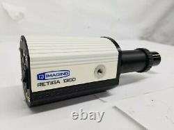 Q-Imaging Retiga 1300 Color 12-bit FireWire Microscope Camera withMount Adapter