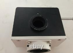Quadnocular Microscope. Nikon Y-QT Quadnocular Microscope Camera Adapter