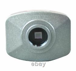 Quality Scientific 5 Mp camera w Customized Optical Adapter for ANY Microscope