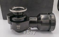 Rare Early Model Carl Zeiss Jena Miflex Microscope Camera Adapter with Case