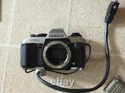 Reichert-Jung Photostar Microscope Camera Konica FT-1 Controller 1760 + Adapter