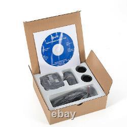 SWIFTCAM HD 5MP Digital Camera USB2.0 Trinocular Microscope With Calibration Kit