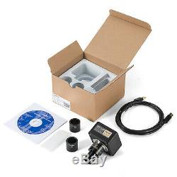 SWIFTCAM SC303-CK 3MP USB Digital Camera Video for Microscope + Calibration Kit