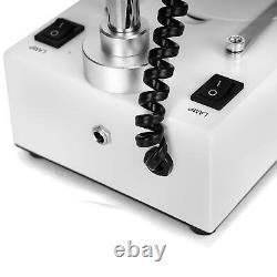 SWIFT 360° Stereo Microscope 20X-40X-80X LED + Eyepiece adapter + Digital Camera