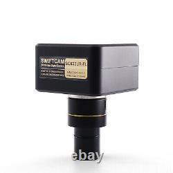 SWIFT 6.3MP Still Photo/Live Video Microscope Imager USB3.0 Digital Camera