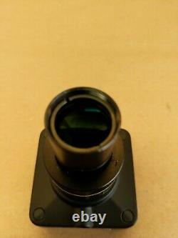 See Description Amscope Microscope Digital Camera