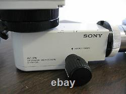 Sony Operative Microscope Adapter / Adaptor, model AVI-2W. GREAT FIND. NR