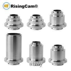 Standard Microscope camera C mount adapter for Lecia trinocular microscope use