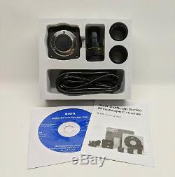 SwiftCam 10MP Digital Microscope Camera Live Video USB 2.0 Swift Cam