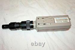 Video Camera with Microscope Lens Adapter HRP060-CMT #4915-2000 Diagnostic Ind
