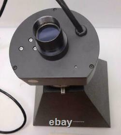 Vintage Bausch & Lomb AX-1 Microscope Camera Adapter and shutter control module