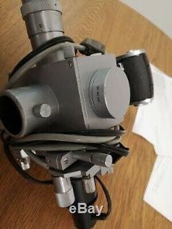 Vintage Collectible Balda from Zeiss microscope film camera with adapter