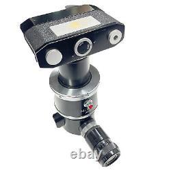 Vintage Nikon Microscope Adapter AFM, Nikon M35 S Camera and Control Box