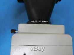 WILD MPS51 Microscope Camera Adapter with Polaroid Attachement and Cables