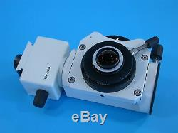 Wild Extension for 2 Cameras, C Mount Adapter & Optics for Surgical Microscope